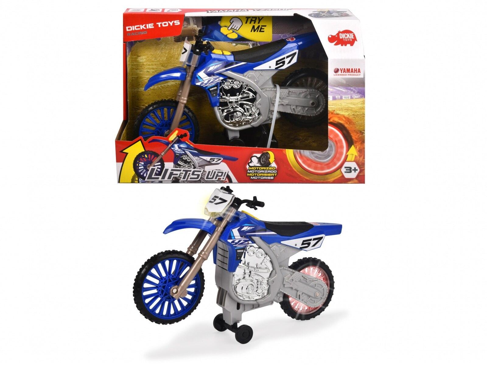 Motorcycle-Dickie-toys-Yamaha-YZ-motorized-26-cm-3764014